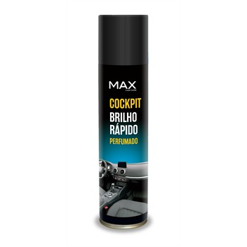 MAX COCKPIT 600ML SPRAY