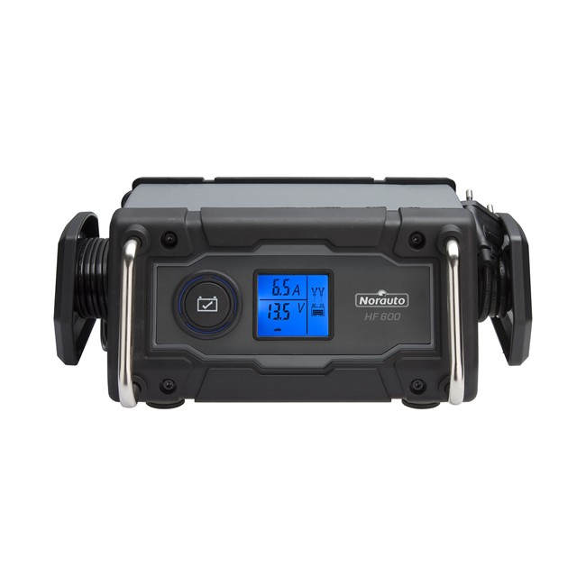 carregador de bateria norauto hf600 2 6a 12v. Black Bedroom Furniture Sets. Home Design Ideas