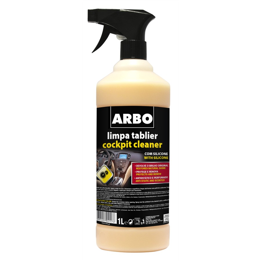 Spray Limpa Tablier Arbo 1L.