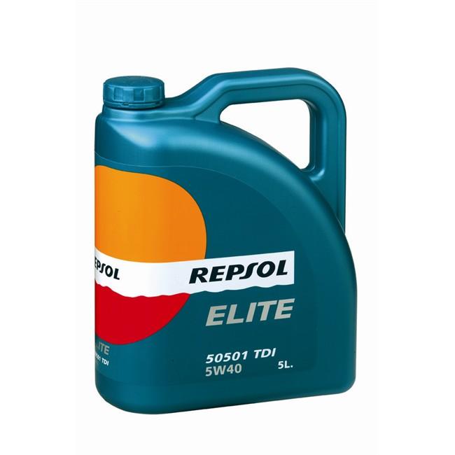 Óleo De Motor Repsol Elite Tdi 505.01 5w40 5l