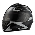Capacete integral RIDE 701 Tribal preto S