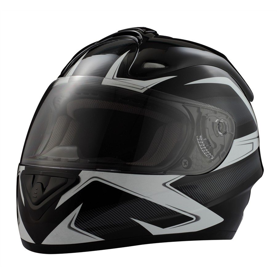 Capacete integral RIDE 701 Tribal preto M